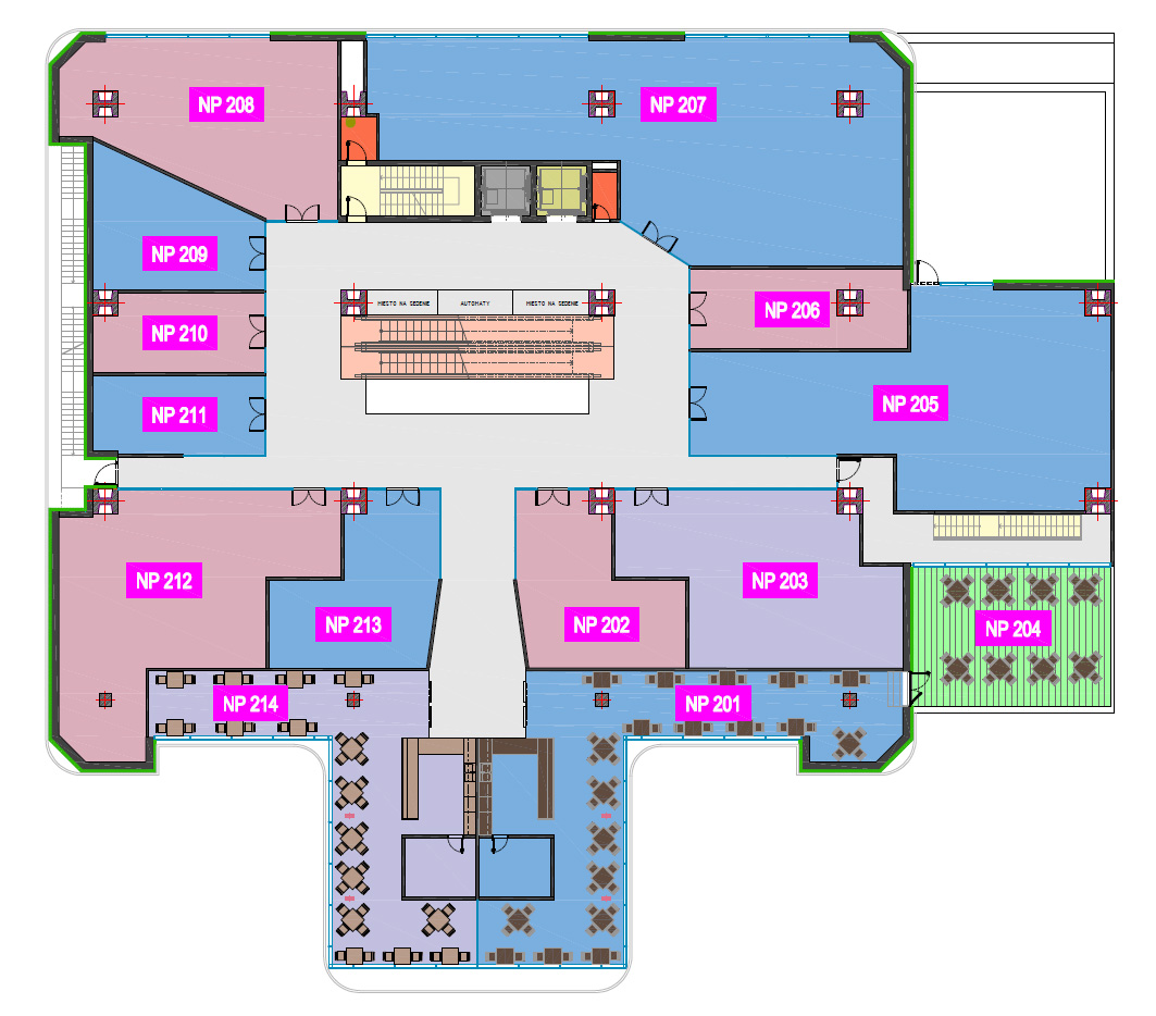 39007c37c Citadela | Nákupné centrum | Business centrum | Košice
